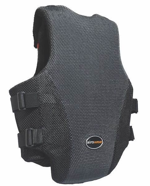 Teen Airmesh Body Protector - Grey image #3