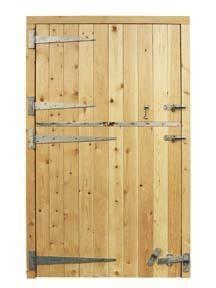 Standard 43ins Stable Door & Frame image #1