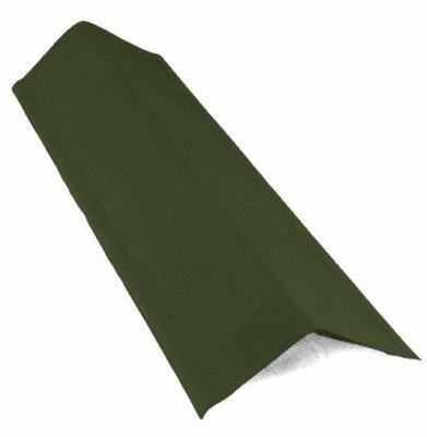 Green Onduline Ridge Unit