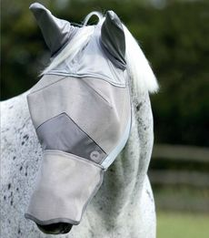 PREMIER EQUINE - Buster Fly Mask Xtra