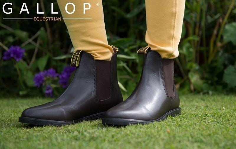 Childrens Lifestyle Jodhpur Boots image #1
