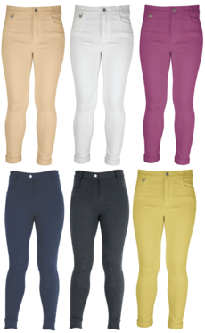 HyPERFORMANCE Melton Childrens Jodhpurs