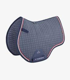 Close Contact European Cotton Saddle Pad - GP/Jump Square