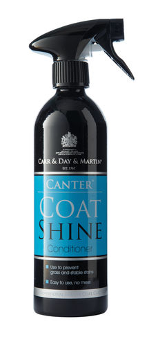 Canter Coat Shine