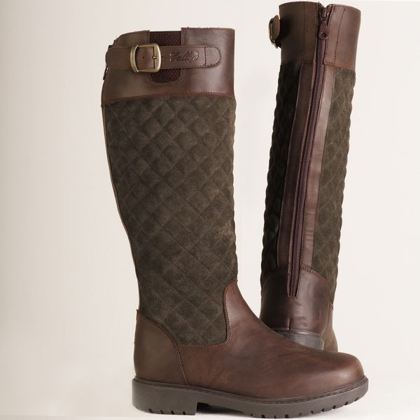 Brown size 4
