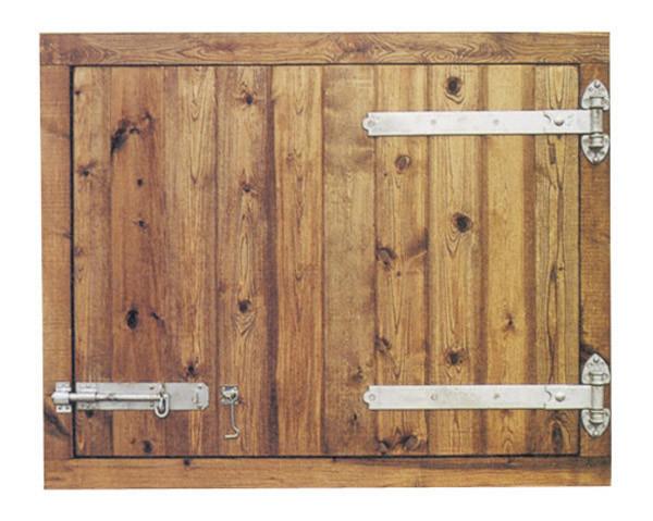Deluxe Hayloft Door A1080 & A1100