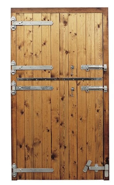 48 3/8ins Deluxe LH Hung Stable Door Set