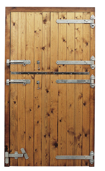 43ins wide Deluxe RH Hung Stable Door Set