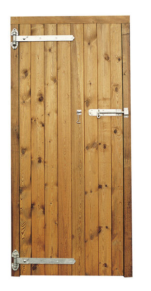48 3/8ins Deluxe Tack Room Door LH Hung