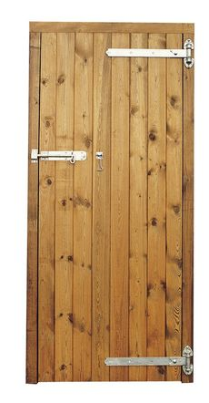 "34"" Deluxe Tack Room Door"