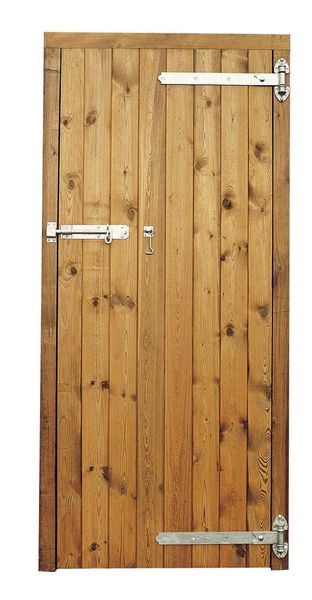 48 3/8ins Deluxe Tack Room Door RH Hung