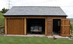 Carport & Workshop