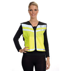EQUISAFETY AIR WAISTCOAT PLEASE PASS WIDE & SLOWLY