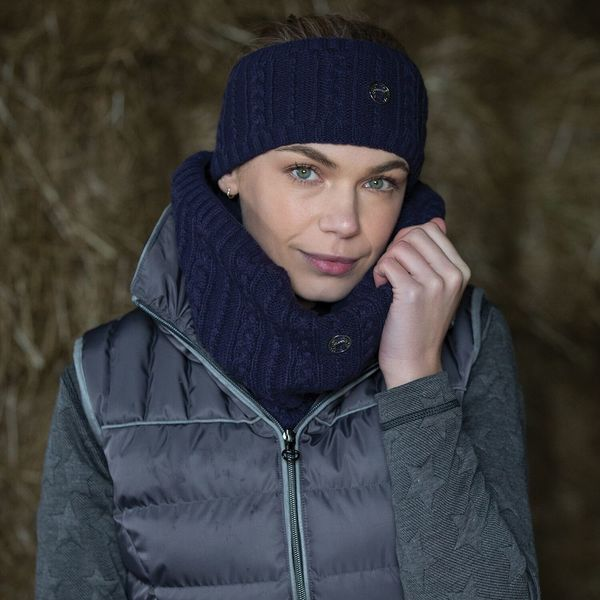CABLE TWIST KNIT SNOOD image #3