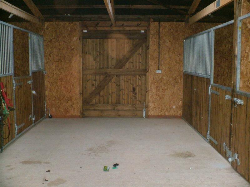American Barn Timber Frame image #4