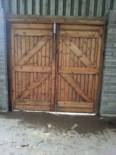 FLB Garage Doors 96ins x 84ins image #3