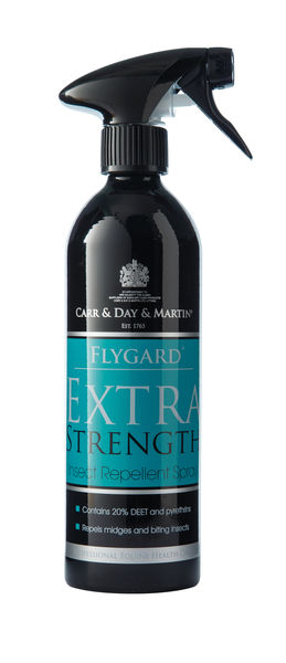 FLYGARD - Extra Strength Insect Repellent Spray image #1