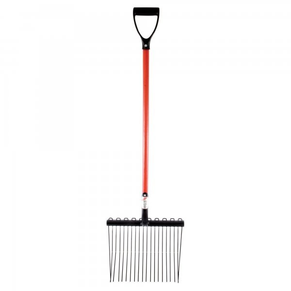 Fyna-Lite Shavings Fork 100cm Handle image #1