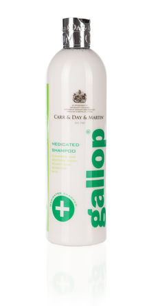 Gallop Medicated Shampoo