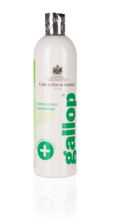 Gallop Medicated Shampoo