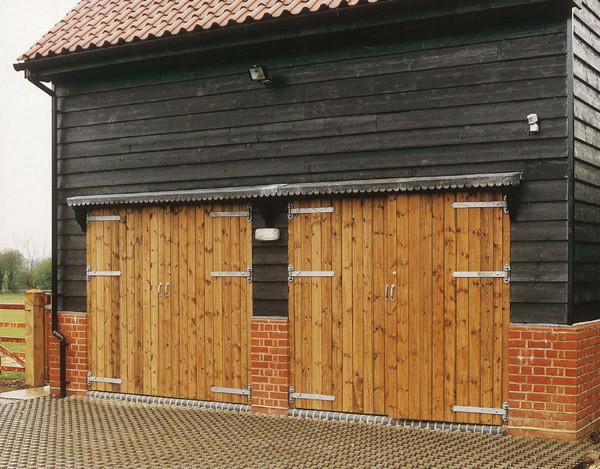 Garage Doors in Situ
