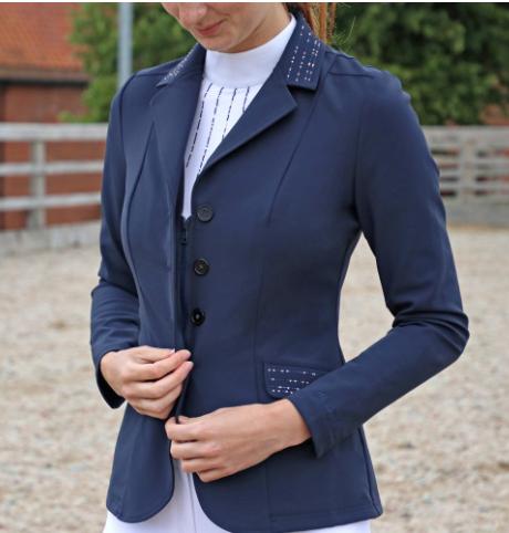 Hy Equestrian Roka Rose Show Jacket  image #4