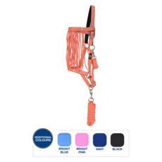 Hy Head Collar, Lead Rope & Fly Veil Set - Full