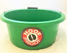 Hoof Proof 15Ltr Feed Bucket