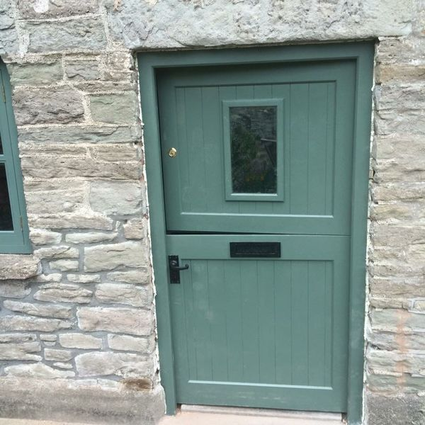 Customised Painted Stable Doors image #6