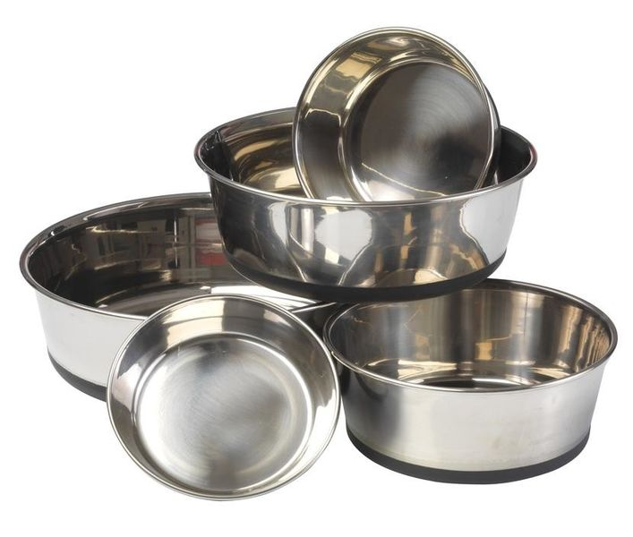 House of Paws Stainless Steel Dog Bowl image #1