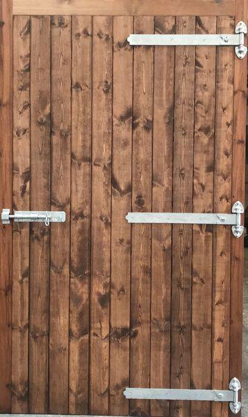 """48 3/8"""" Deluxe Tack Room Door image #1"""