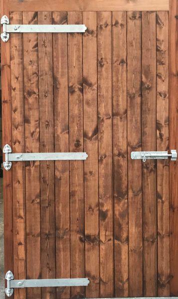 48 3/8ins Deluxe Tack Room Door LH Hung