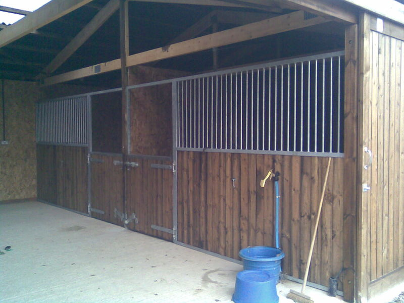 American Barn Timber Frame image #5