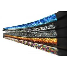 Glitter Browband Set