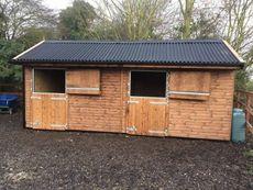 Pony Boxes