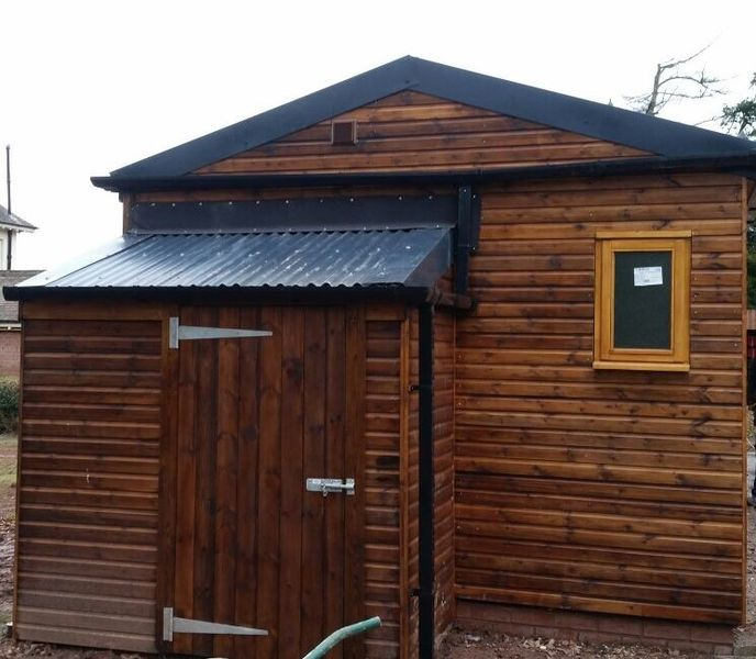 Toilet and Shower Block image #2
