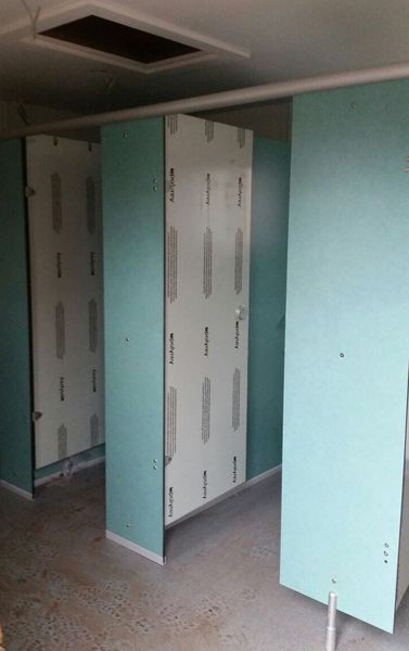 Toilet and Shower Block image #4