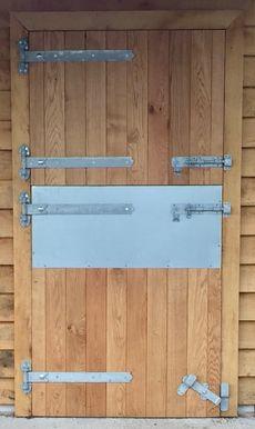 Bespoke Oak Stable Doors