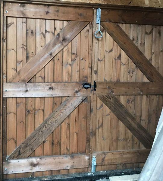 """Garage Doors 86"""" x 84"""" image #3"""