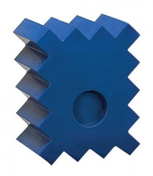 Pole Block (blue)