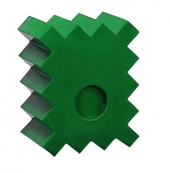 Pole Block (green)