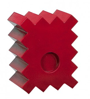 Pole Block (red)
