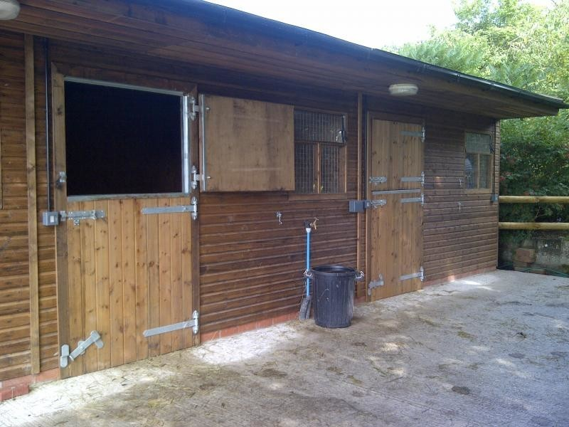 Stable Block of Three