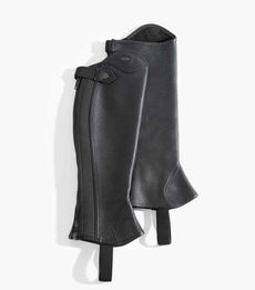 Lexaria Ladies Leather Half Chaps