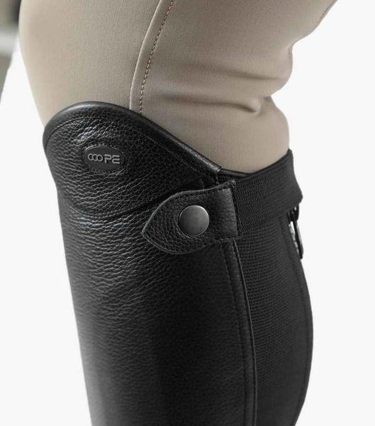 Lexaria Ladies Leather Half Chaps image #2