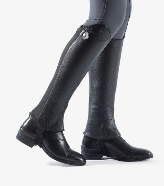Lexaria Ladies Leather Half Chaps image #4