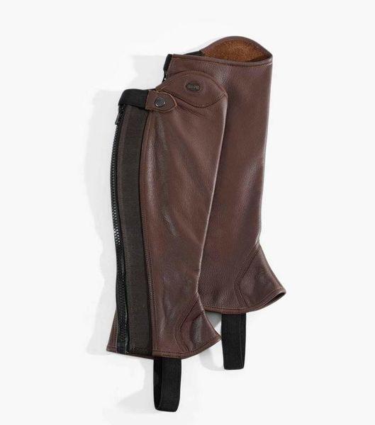 Lexaria Ladies Leather Half Chaps image #5