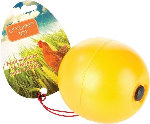 Manna Pro Chicken Toy