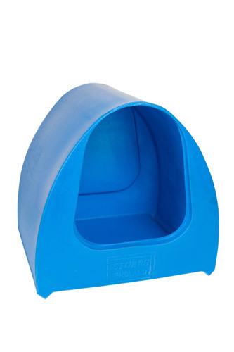 Poultry Palace Chicken Nest Box Blue