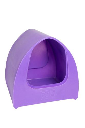 Poultry Palace Chicken Nest Box Purple